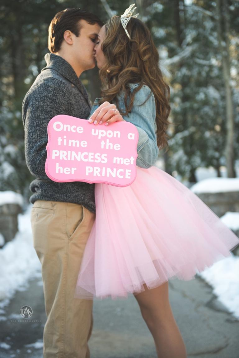 Trenton & Nina engagement